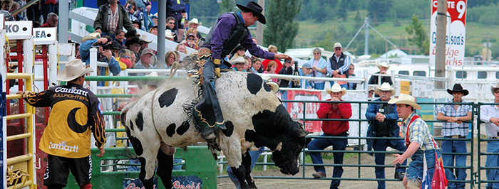Join us at the Annual Williams Lake Stampede